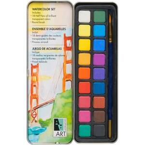 Watercolor Basic Set