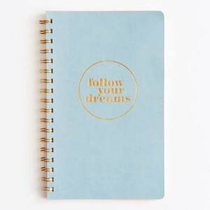 Follow Your Dreams Journal