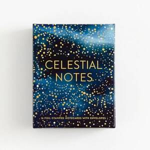 Celestial Note Card Set