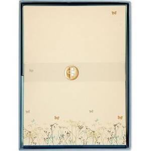 Butterflies Stationery Set