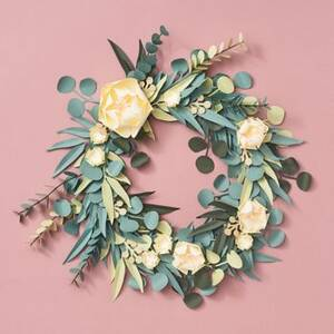 Eucalyptus Greenery Wreath Kit