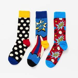 Super Dad Socks Set