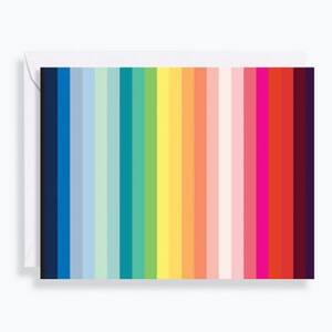 Colorscope Stationery Set