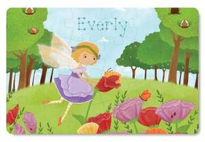Sweet Dreams, Fairy Personalized Kid's Puzzle