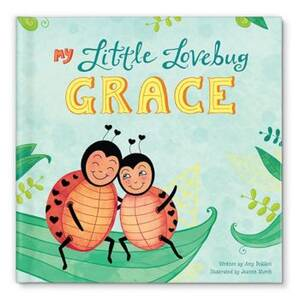 My Little Love Bug Personalized Book