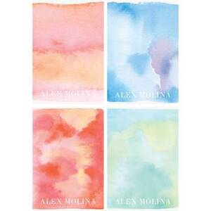 Watercolor Personalized Note Pads