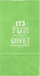 It's Fun To Be One...