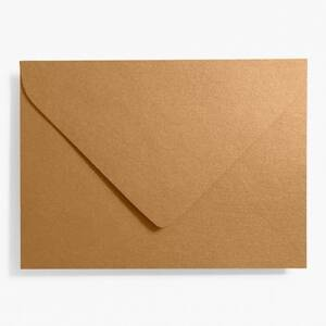 A7 Stardream Antique Gold Envelopes