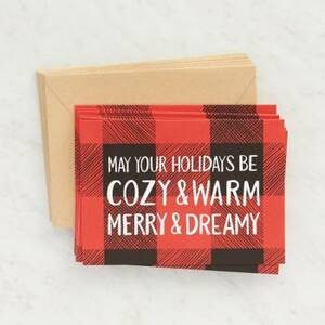 Cozy, Warm and Merry...
