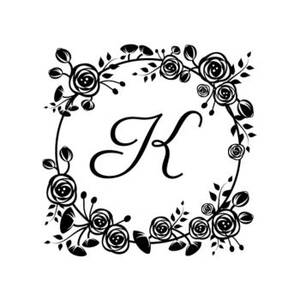 Initial Floral Frame...