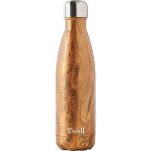 Maple Wood Water Bottle