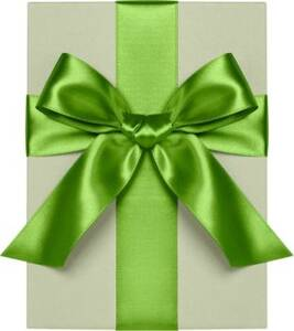 Clover Satin Ribbon