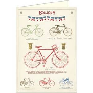 Bonjour Bicycles...