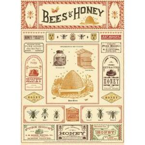Bees & Honey Flat...