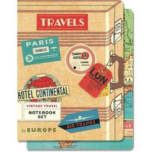Vintage Travel Journals