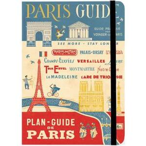 Vintage Paris City Guide