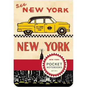 New York Pocket Journals