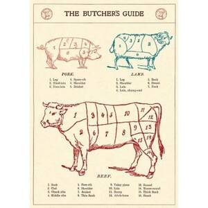 Butcher's Guide Flat...