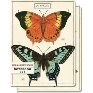 Birds and Butterflies Journals