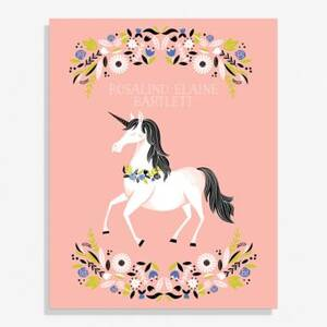 Unicorn Large Art Print