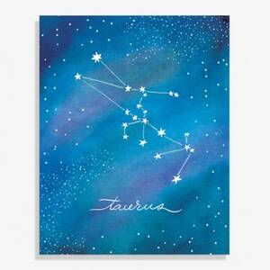 Constellation Taurus...