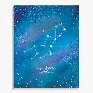 Constellation Virgo...