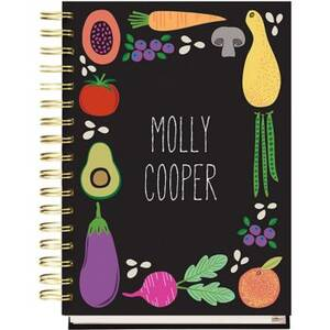 17-Month Farmers Market Custom Planner