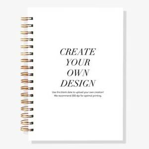 Upload Your Own 12-Month Custom Planner