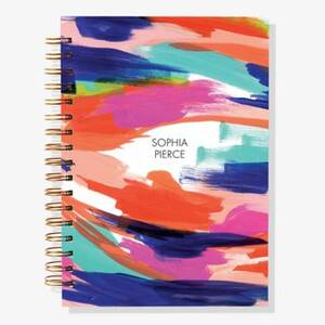 12-Month Painterly Custom Planner