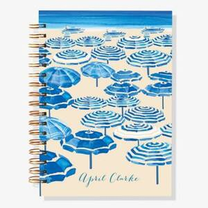12-Month Umbrellas Custom Planner
