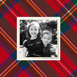 Tartan Square Photo...