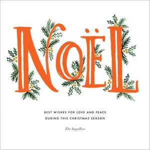 The Fir Noel Holiday...