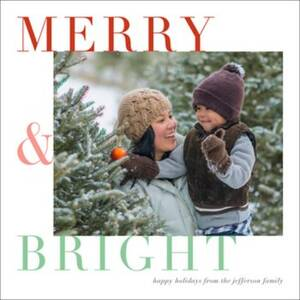 Merry & Bright Type...