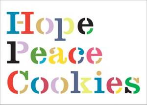 Hope Peace Cookies...