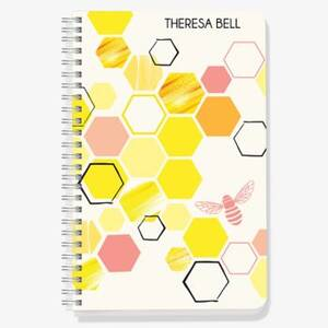 Honeycomb Custom Journal