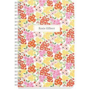 Lantana Blooms Custom Journal
