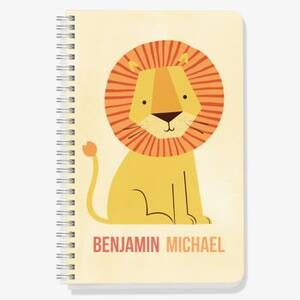 Lion Custom Journal