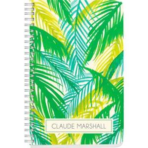 Palm Custom Journal