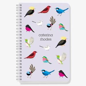 Birds Custom Journal