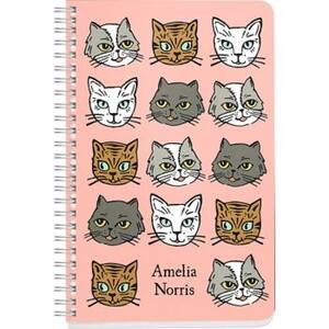 Cats Custom Journal