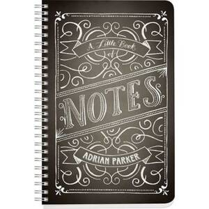 Chalk Notes Custom Journal