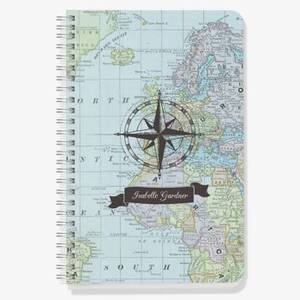 Map Custom Journal