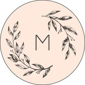 Leaves Monogram...