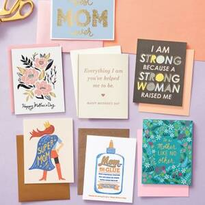 Mother's Day Inspiration: Card A Day
