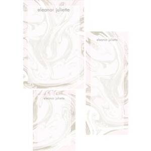 Blush Marble Mixed Personalized Note Pads
