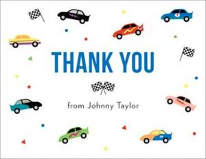 Racecars Thank You...