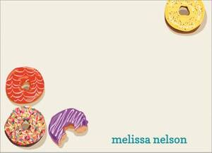 Donuts Stationery