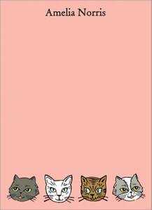 Cats Stationery
