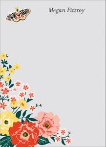 Garden Tea Stationery