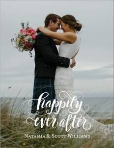 Happily Ever After Thank You Note
